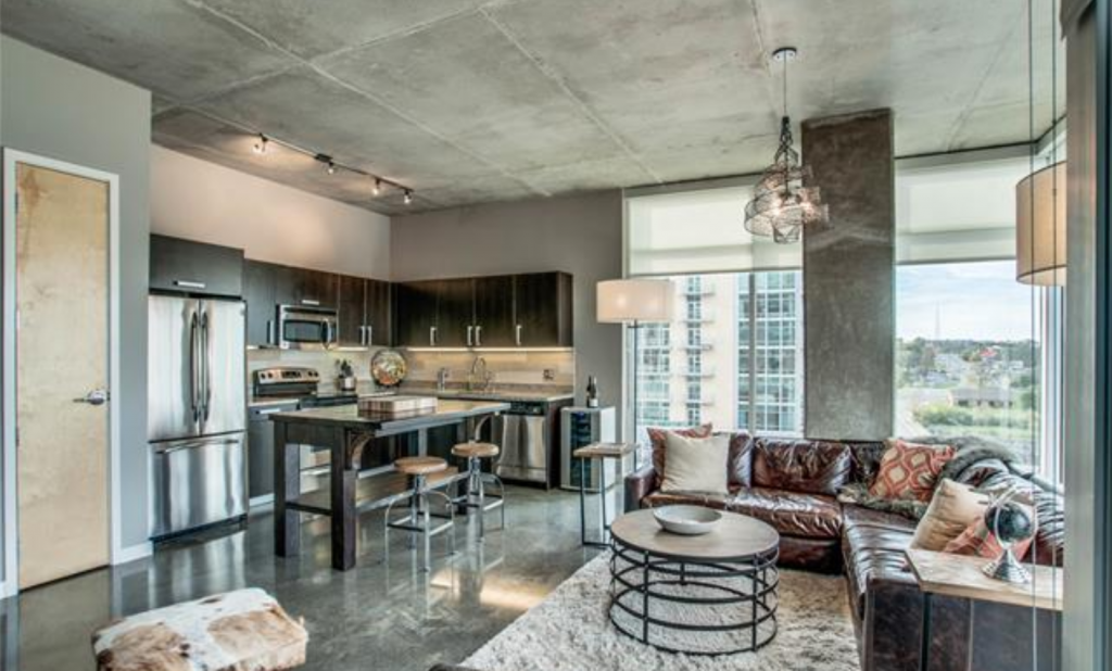 Home Staging in the Nashville Icon