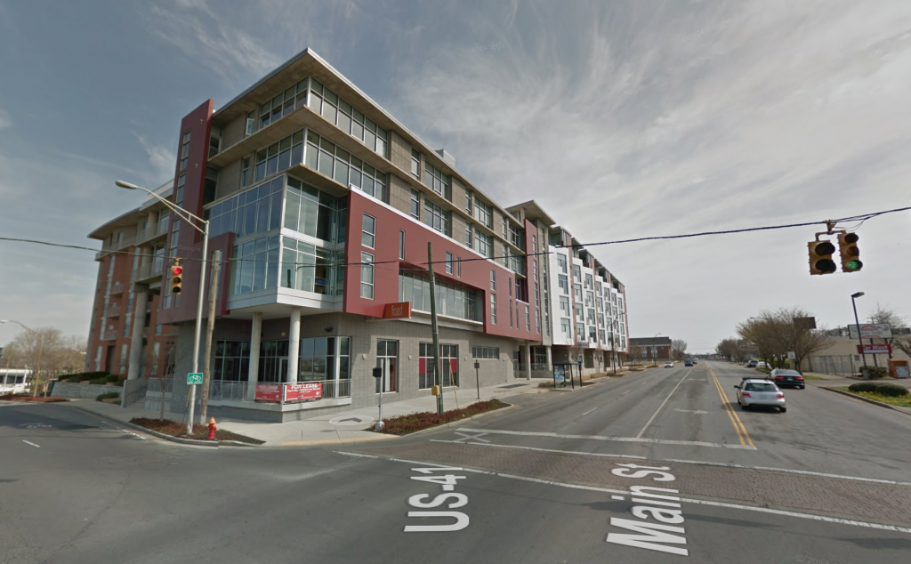 5th and Main - Leasing