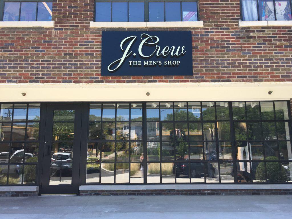 Nashville JCrew Mens Shop Edgehill