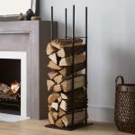 Frame Indoor/Outdoor Log Holder
