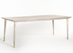 Carter 84″ Extendable Dining Table